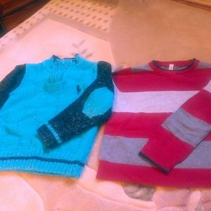 3/20$ Shirts size 5-6 years old boys